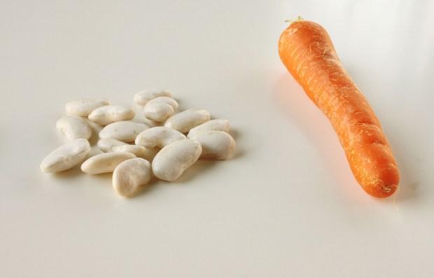 beans puree ingredients