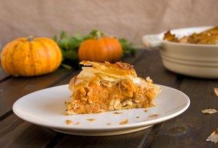 odysea pumpkin pie @eatyourselfgreek