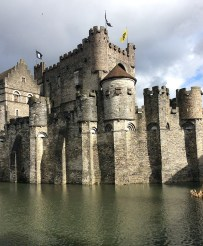 The Castle of the Counts, Ghent @eatyourselfgreek