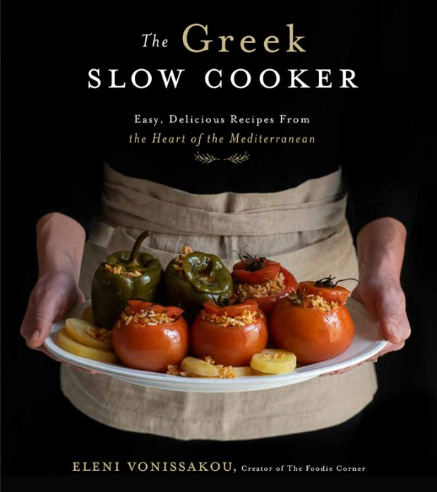 The slow cooker book cover