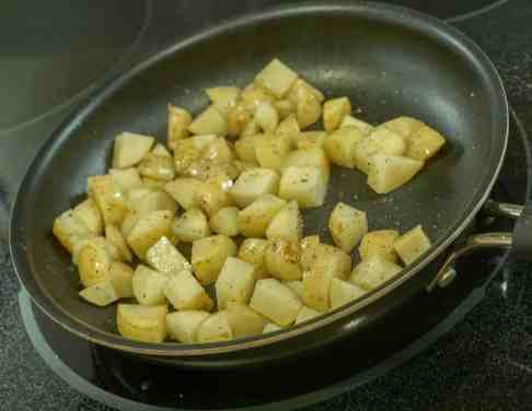 add potatoes