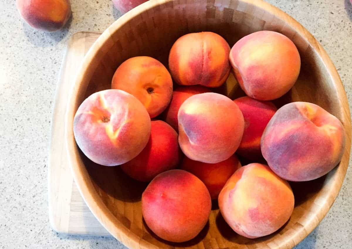 How to Freeze Peaches - a Step by Step Guide