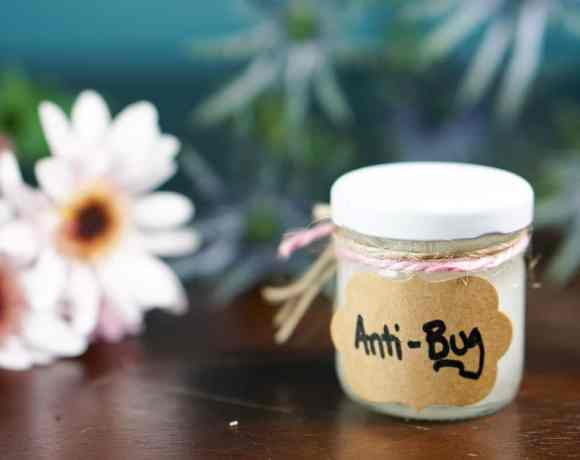 All Natural Bug Repellent // Summer's Transition to Fall