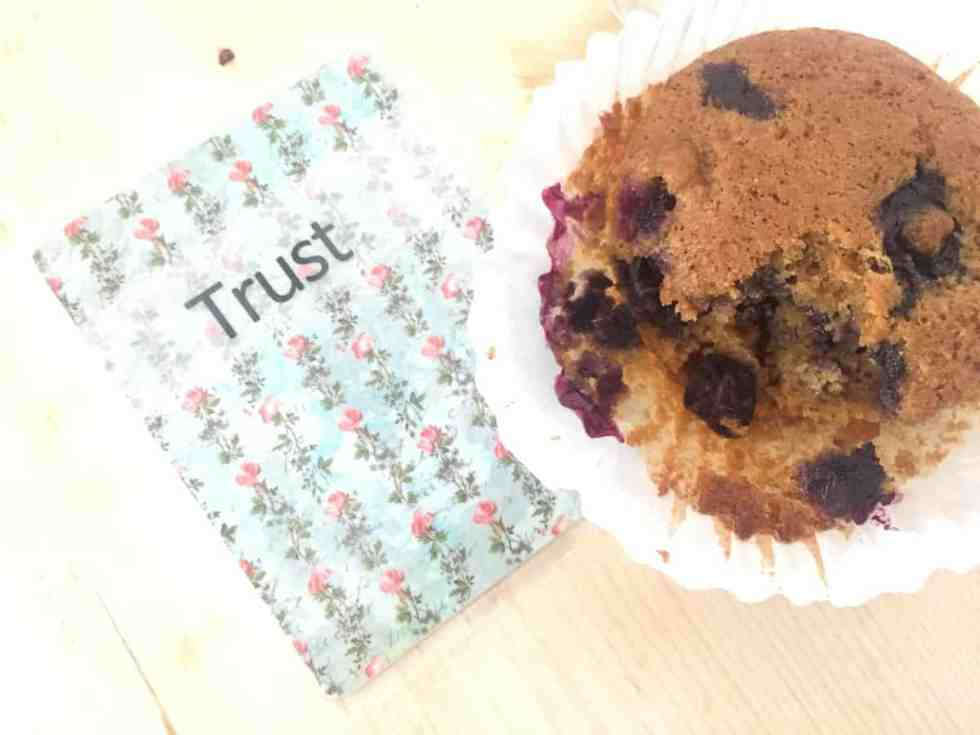 Just BE Kitchen Paleo Blueberry Muffin: A must see breakfast spot in Denver