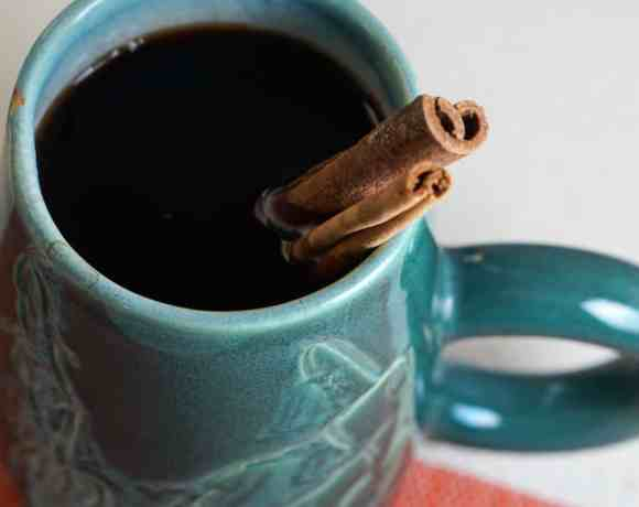 Natural Cinnamon Spiced Coffee