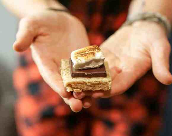 Indoor S'Mores – Cleaned Up Recipe