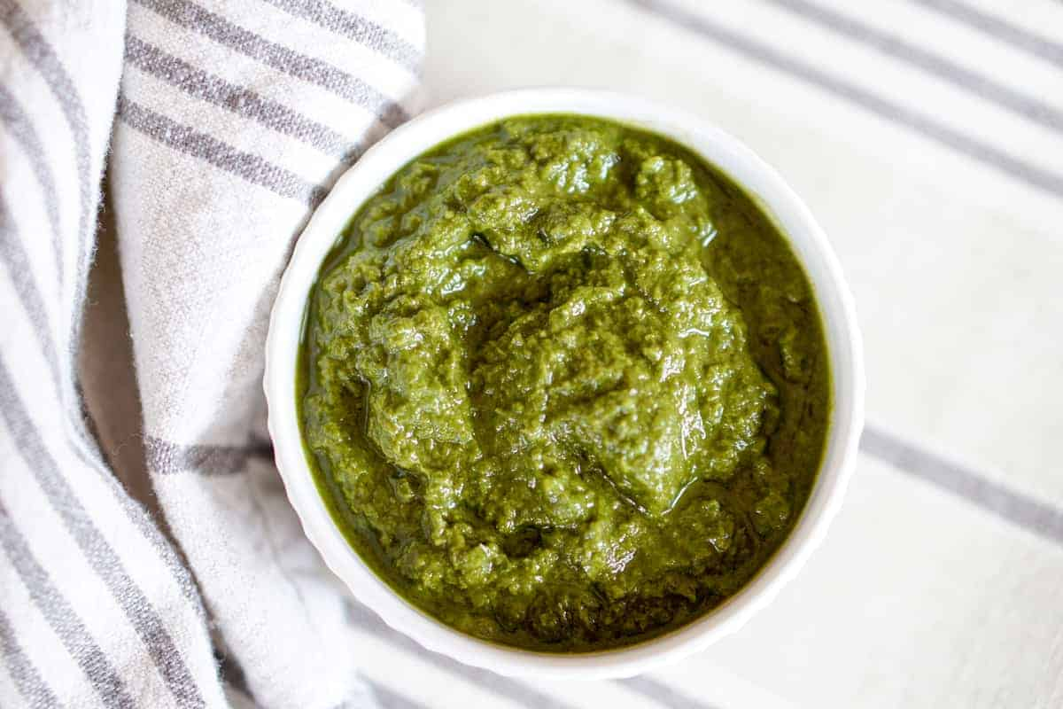Awesome Kale Green Sauce!