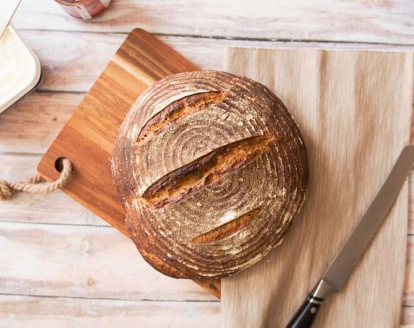Is Sourdough Bread Gluten Free?