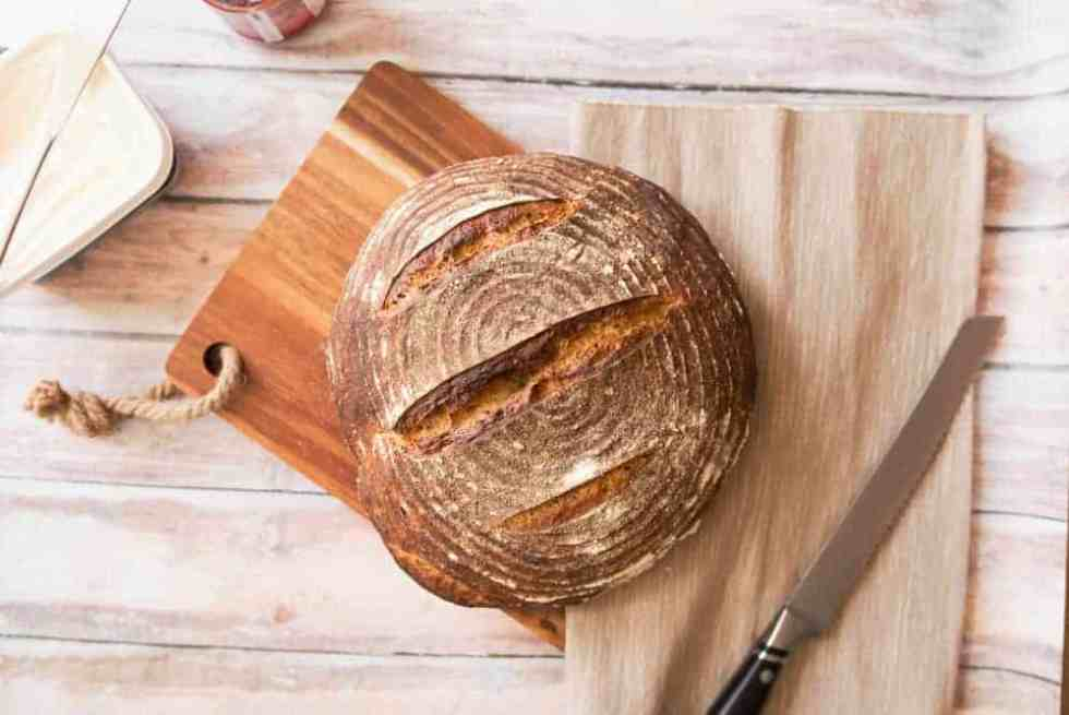 Is sourdough bread gluten free? And is sourdough bread better for me? Find out what transitions to modern wheat and industrial farming mean to our health.