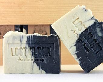 craft bar soap - Frankincense and Myrrh