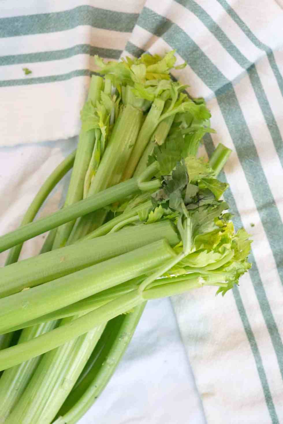 Celery: an affordable and nutritious snack. But how long is celery good for? And how should you be storing and purcahsing celery for the best bang for your buck?