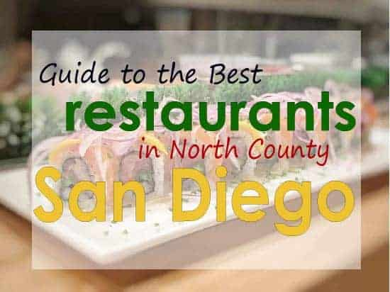 Best Restaurants in North County San Diego