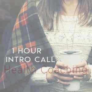 Health Coaching - 1 hr intro call-100