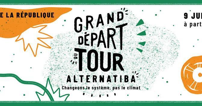 Venez préparer le Grand Départ du Tour Alternatiba 2018 ! 🚲