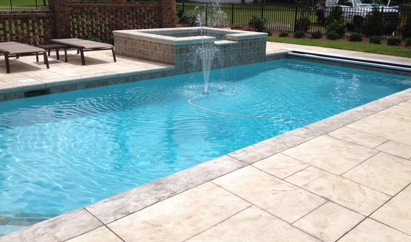 prix d une piscine beton 6x3m eau libre