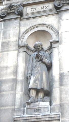Biot Statue HV