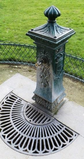 eau fontaine