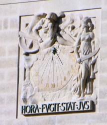 cadran solaire palais de justice