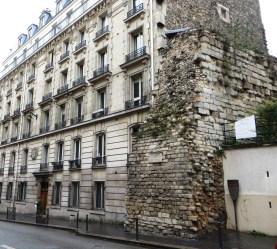 Philippe Auguste rue Clovis haut