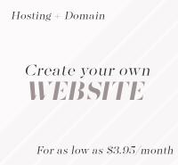 Domain + Hosting
