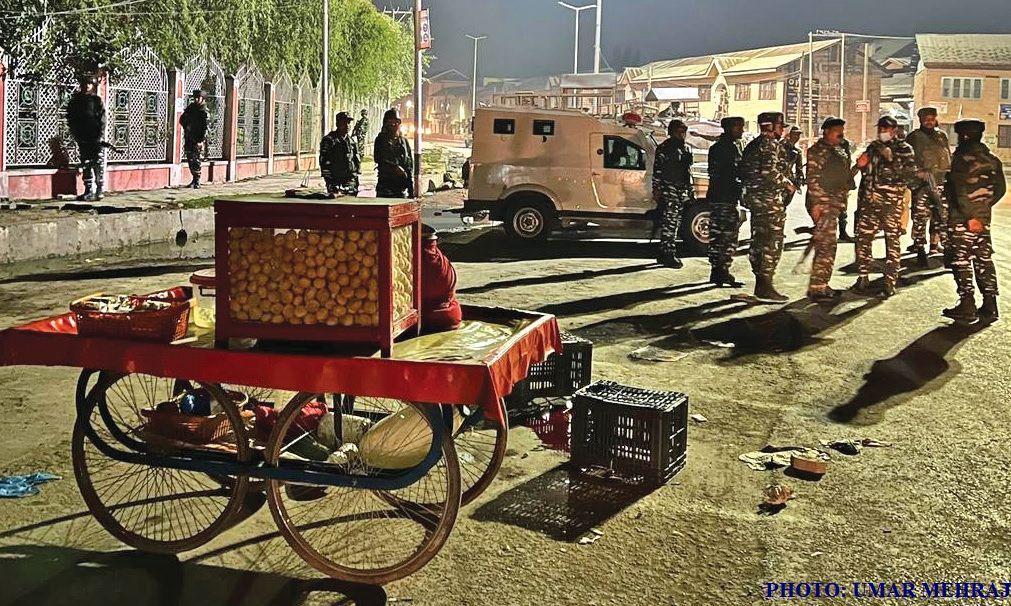 "Featured image for ""مقبوضہ کشمیر، مسلح افراد کی فائرنگ سے 2 مزدور ہلاک"""