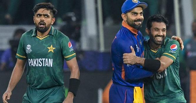 "Featured image for ""پاکستان نے تاریخ بدل دی، بھارت کو ٹی ٹوئنٹی ورلڈکپ میں عبرتناک شکست"""