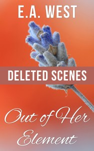 Out of Her Element deleted scenes cover art
