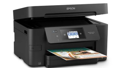 Photo of EPSON WF-3720 PRINTER DRIVER