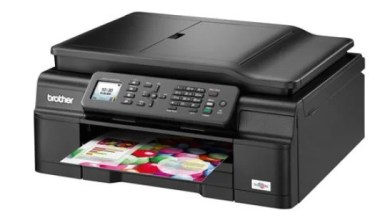 Photo of BROTHER MFC-J470DW PRINTER DRIVER