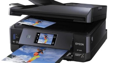 Photo of EPSON XP-830 PRINTER DRIVER