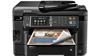 Photo of EPSON WORKFORCE WF-3640 PRINTER DRIVER