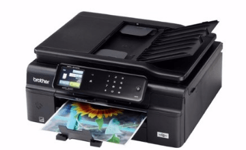 Photo of BROTHER MFC-J870DW PRINTER DRIVER
