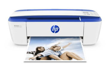 Photo of HP DESKJET 3722 DRIVER