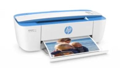 Photo of HP DeskJet 3732 DRIVER