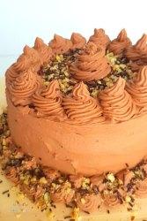 Quick easy chocolate cake