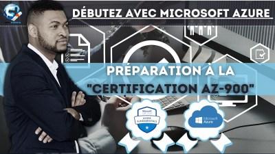 Préparez la certification Azure Fundamental : AZ-900