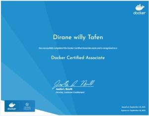certificat-docker