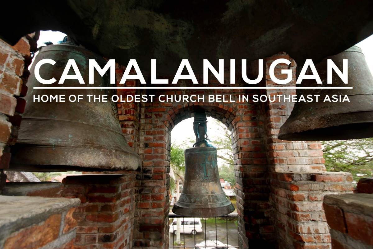 Camalaniugan, Cagayan: Home of the Oldest Church Bell in Southeast Asia