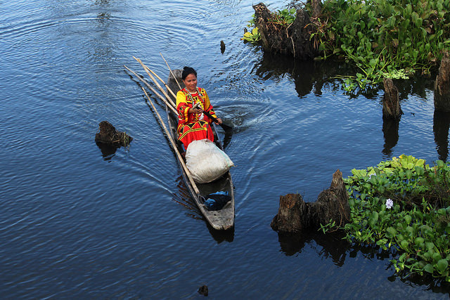 Agusan Marsh Wildlife Sanctuary: An Overnight Eco-Cultural Tour at Panlabuhan Manobo Floating Village