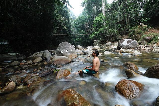 The Sticks Eco-Resort & Glamping Site: A Rainforest Hideaway in Kuala Kubu Bahru, Selangor
