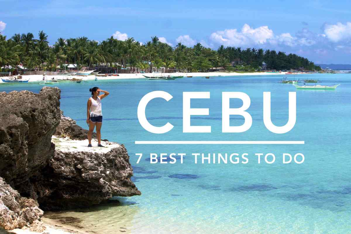 7 Best Things to Do in Cebu