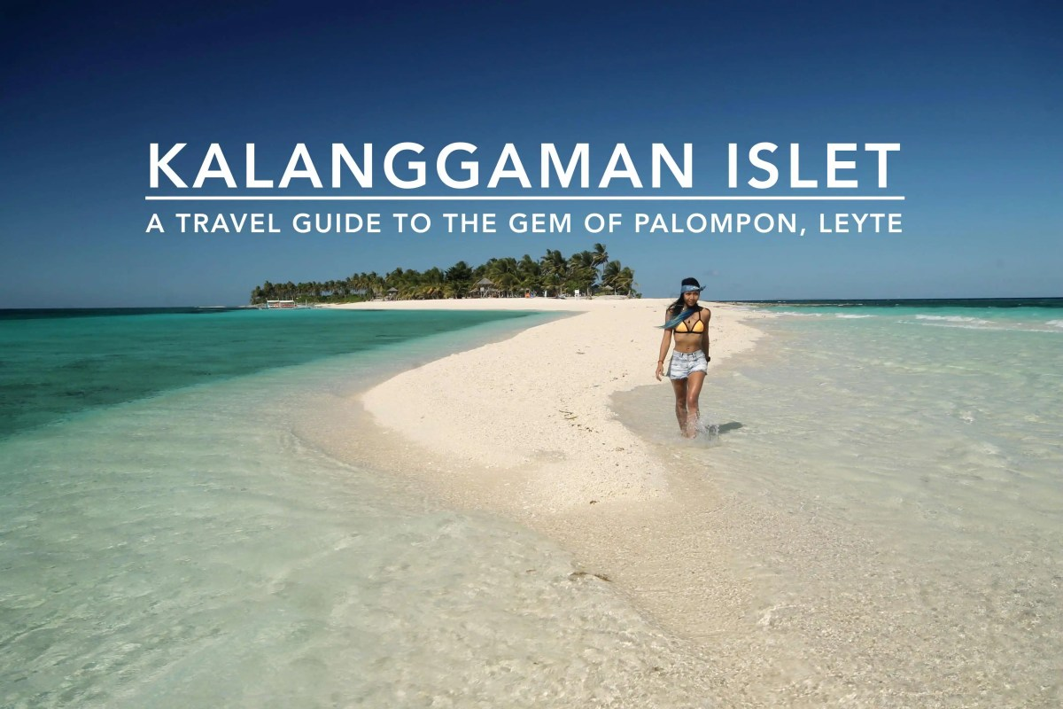 TRAVEL GUIDE | Kalanggaman Island in Palompon, Leyte