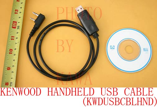 Usb Program Cable For Kenwood Th G71 Tk Kpg 22 Radio