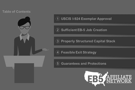 Five-Step EB-5 Investment Guide