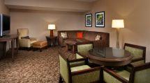 Sheraton Dallas Hotel Downtown Rooms
