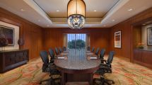 Dallas Sheraton Hotel Meeting Room Images