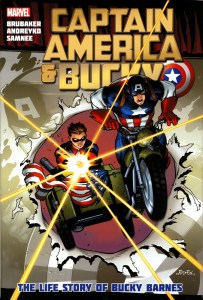 Captain America And Bucky Cover