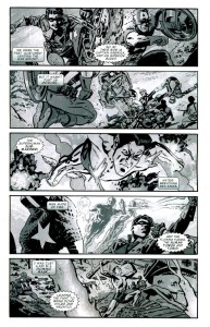 Captain America And Bucky Interior 3