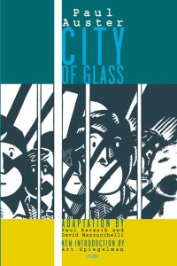 City Of Glass The Graphic Novel cover