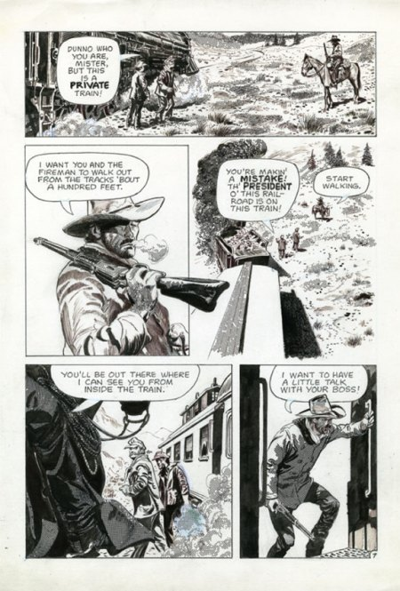 Doug Wildeys Rio The Complete Saga interior 1